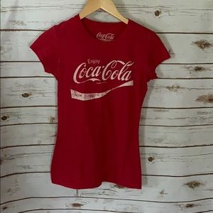 *SOLD* Vintage Coca-Cola t-shirt M